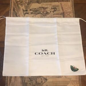#205 COACH Dust Bag